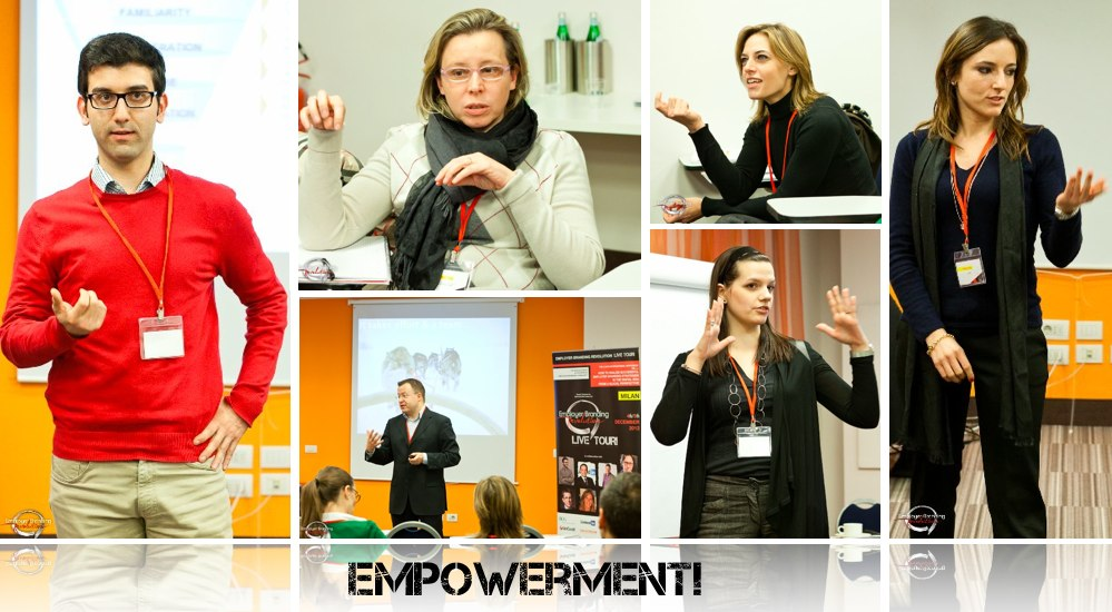 Employer Branding Revolution - Empowerment