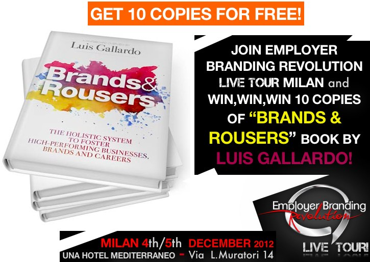 Brands & Rousers Book by Luis Gallardo
