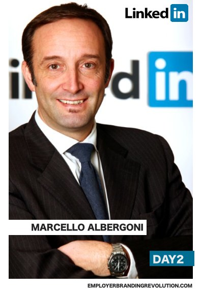 Marcello Albergoni - Country Manager Linkedin Italy - Day 2