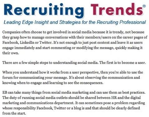 Employer Brand Communication | Employer Branding Revolution