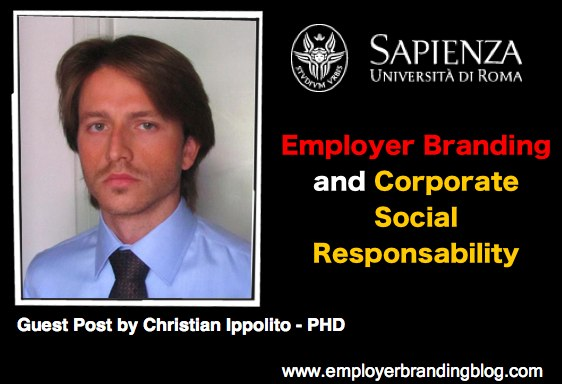 Employer Branding and Corporate Social Responsiiblity