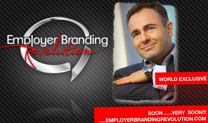 Employer Branding Revolution - Coming up