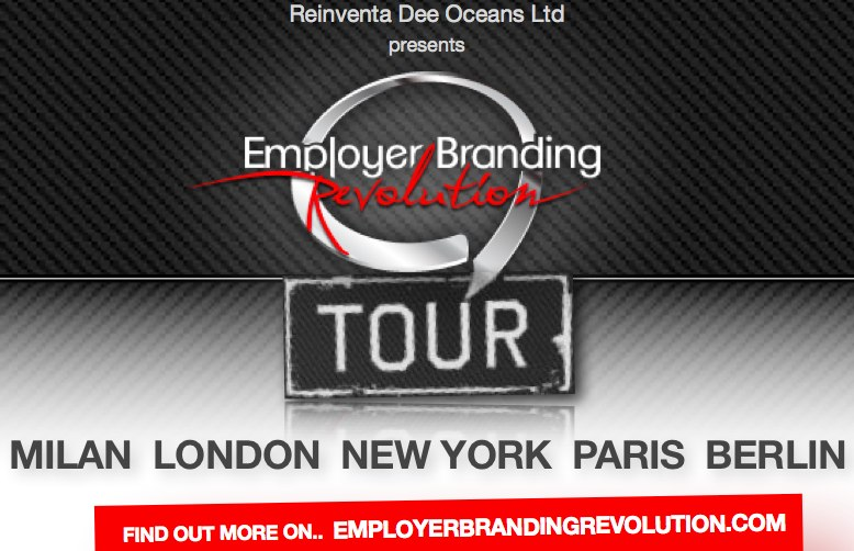 Employer Branding USA, UK, ITALY, GERMANY, FRENCH